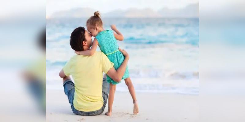 hombres mas cariñosos con hijas mujeres