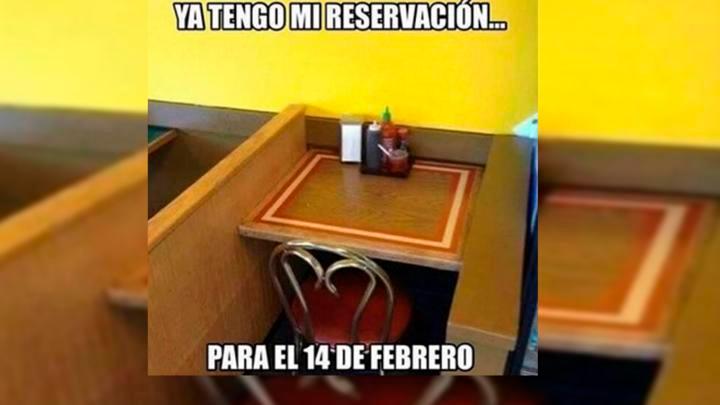 San Valentín: solteros son víctimas de crueles memes en redes sociales