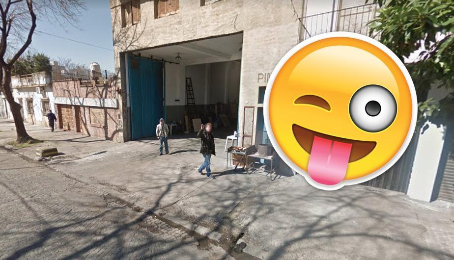 Encontraron a su amigo en Argentina haciendo esto