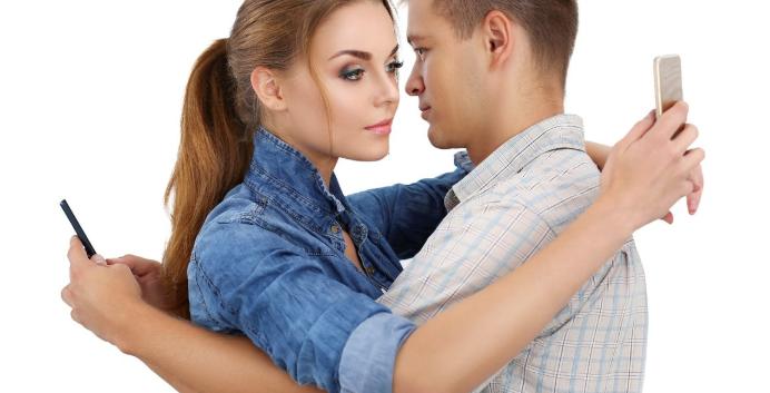 las pareja que se guardan secretos son felices