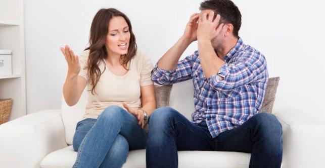 tener esposa renegona es bueno para la salud