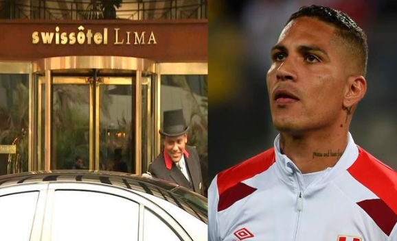 Empresa decidió cortar vínculos con Swissotel por caso Paolo Guerrero