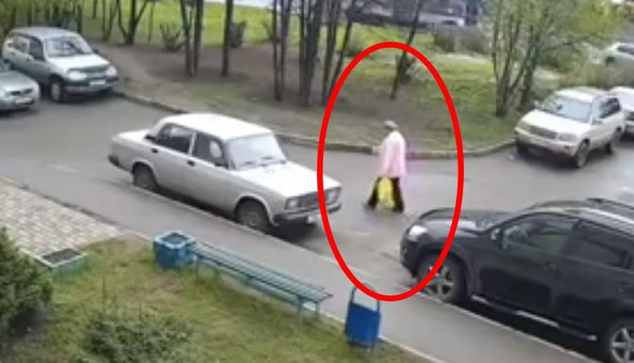 Mujer caminaba por calle de Rusia y desaparece de manera extraña