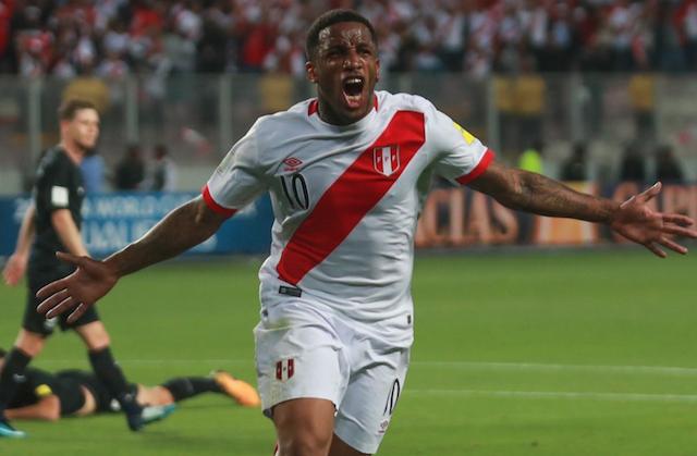 Selección Peruana: Entrenador de Dinamarca elogió a Jefferson Farfán