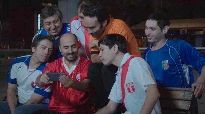 Movistar Perú responde a polémico comercial chileno que se burla de eliminación peruana