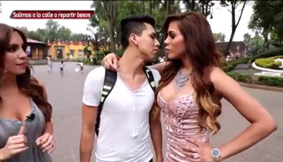 Pensaron que besaban a una bella mujer, pero ignoraron desconocido secreto