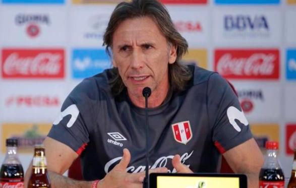 ¿Ricardo Gareca ya se habría reunido con FPF para tratar su continuidad en la selección?
