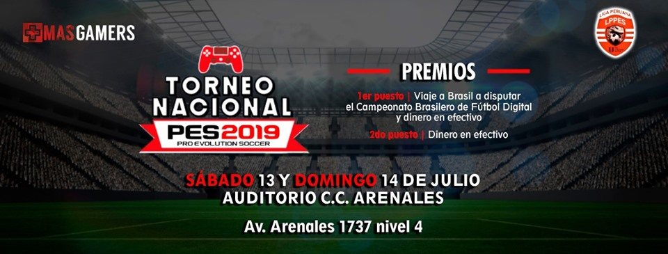 torneo pes 2019