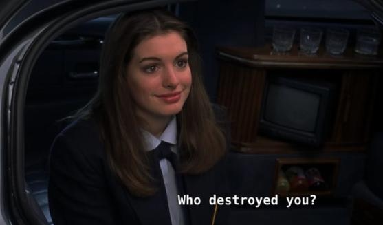 8 razones de por qué Lilly Moscovitz es el personaje más detestable de 'El Diario de la Princesa'