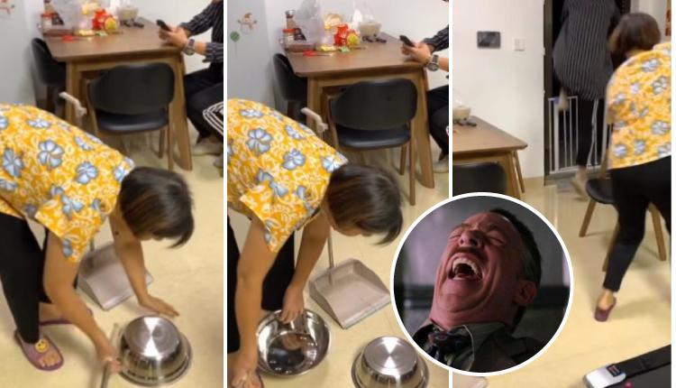 Hijo le juega broma pesada a su madre y esta decide darle su castigo. ¿Se lo merecía?