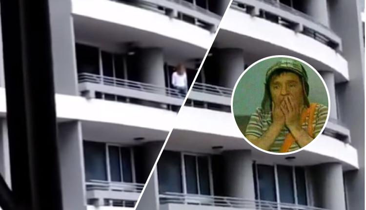 Mujer quiso tomarse un selfie en el balcón de un hotel, pero tuvo trágico final