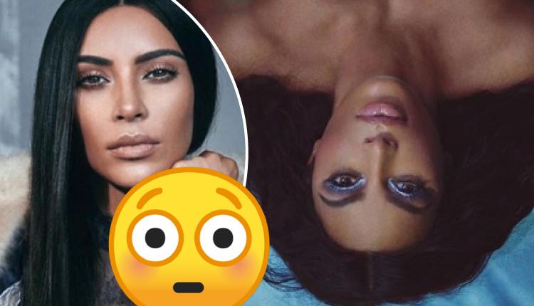 Kim Kardashian genera escándalo en Instagram al publicar esta fotografía
