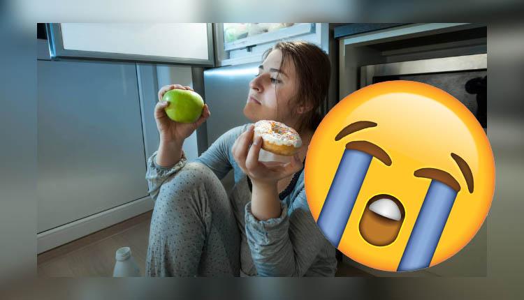 ¿Te da hambre de noche? Estos alimentos debes evitar para lucir espectacular