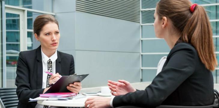 errores que no se deben cometer en entrevista de trabajo