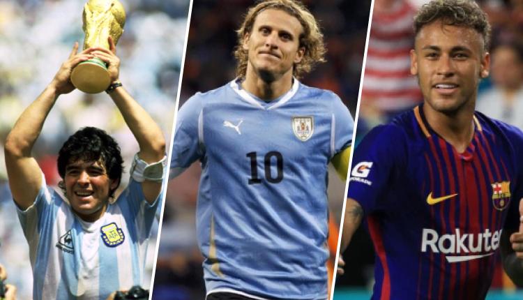 5 mejores goles del mundo