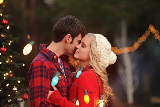 peleas de parejas en diciembre
