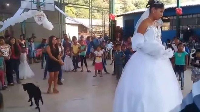 Historia de la novia más triste del mundo ha indignado a muchos