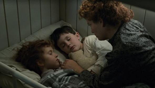Kate Winslet tenía prohibido acercarse a los niños durante la grabacion de Titanic