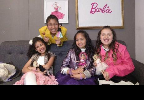 Barbie lucirá traje con artesanía textil peruana gracias a una niña de 11 años