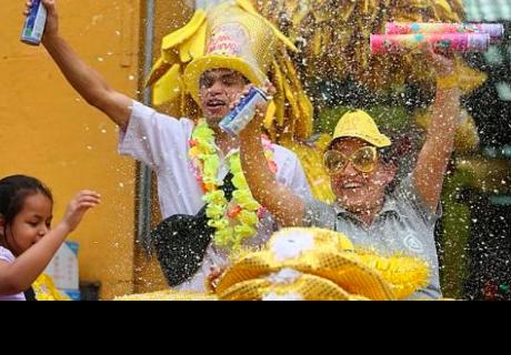 ¿Qué nombres inspirados en Año Nuevo han elegido algunos peruanos para sus hijos?