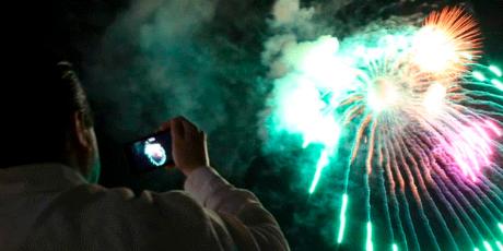 Joven organiza fiesta de Año Nuevo y ninguno de sus amigos vino a verlo
