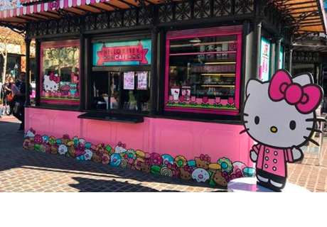 Cafetería de Hello Kitty ha vuelto locos a todos, ¿llegará a Perú?