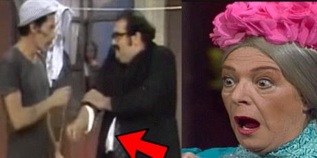 Usuarios recuerdan perturbador episodio entre Don ramón y el Sr Barriga