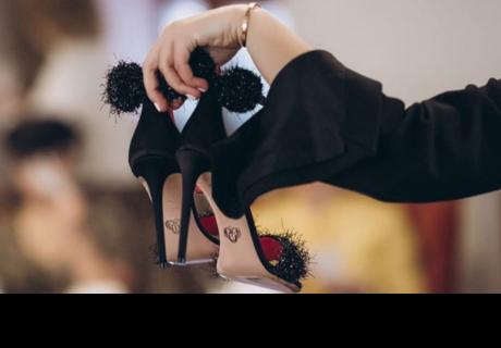 Estos zapatos inspirados en Disney están enloqueciendo a las amantes de la moda