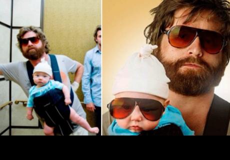Interpretó al bebé de '¿Qué pasó ayer?' hace 9 años, creció y ahora luce así