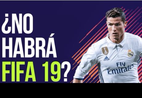 ¿No habrá FIFA 19? Electronic Arts está evaluando ya no sacar un nuevo FIFA cada año