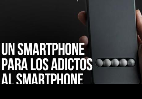 Substitute Phone: El smartphone para los adictos al smartphone