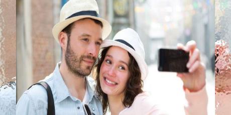 Publicar fotos en redes sociales con tu pareja revela inseguridad, según estudio