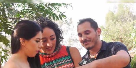 Chica Badabun atrapa a infiel que engañó a su novia con otros hombres