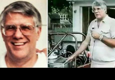 La extraña muerte del hombre que inventó el auto impulsado por agua