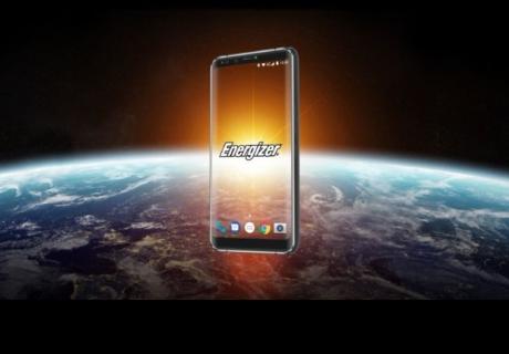Energizer lanza smartphone de 'batería infinita'