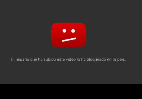 Youtube: Mira videos bloqueados en tu país con este sencillo truco