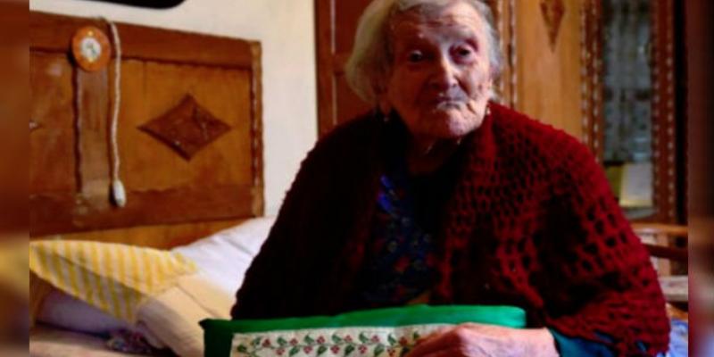 Mujer de 116 años dice que la clave para vivir más es la 'soltería'