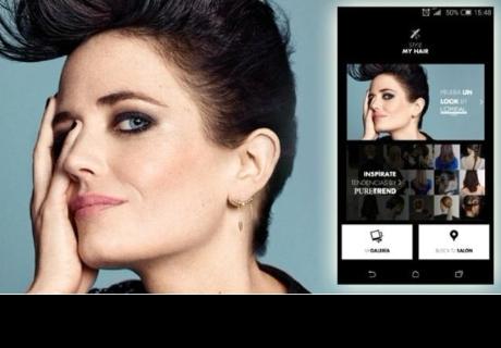 App te ayuda a saber si el cambio de look que quieres va contigo