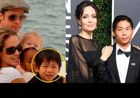 La conmovedora historia de Pax Thien, hijo adoptivo de Angelina Jolie y Brad Pitt