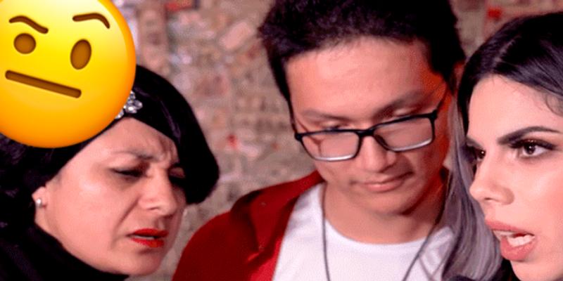 'Chica Badabun' expone a un joven que engañó a la madre de su mejor amigo