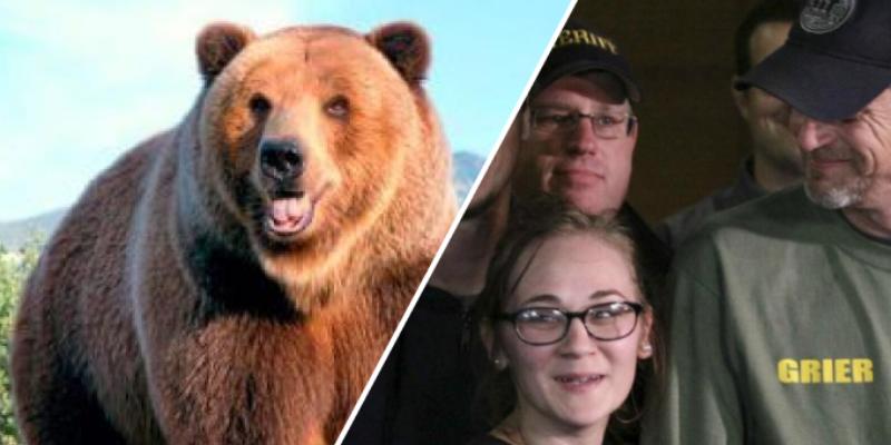 Niño se pierde en un bosque y asegura que un 'oso amistoso' lo cuidó