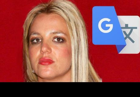 Extraña frase aparece cuando colocas 'Britney Spears'