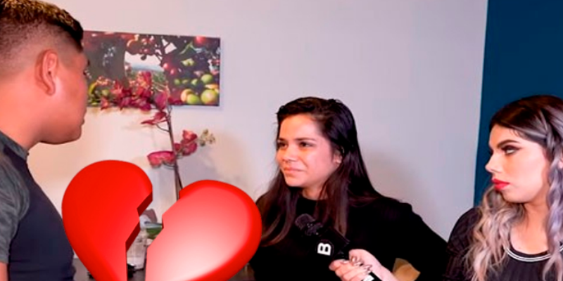 Chica Badabun expone a infiel se iba a casar con la amante