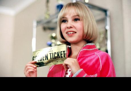 No te imaginas cómo luce hoy esta niña de Charlie y la fábrica de chocolate
