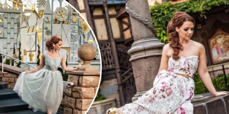 Rompió con su novio antes de su matrimonio, pero ella hizo la mejor sesión de fotos de su vida
