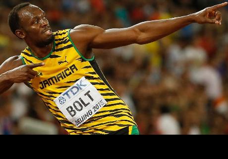 Conocido actor le quitó el título a Usan Bolt del 'hombre más veloz'