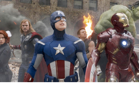 Superhéroes de Marvel se reunieron para una foto grupal y este es el resultado