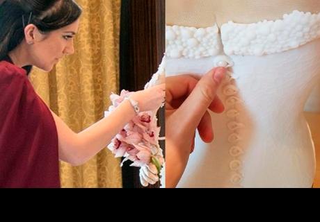 Excéntrico pastel de bodas de un millón de dólares alborota la red
