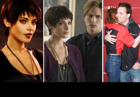 Nadie pudo reconocer a 'Alice Cullen' en reunión de estrellas de 'Crepúsculo'