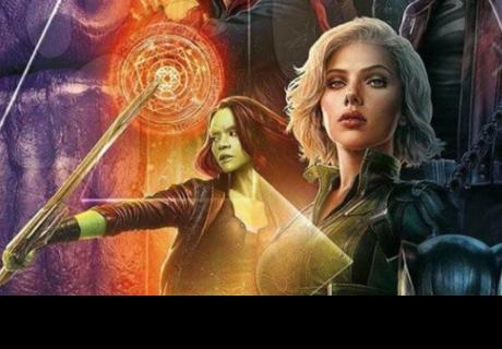 'Avengers: Infinity War' estrena nuevo afiche